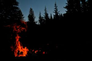 Flames in the Dark by newperspectivephoto