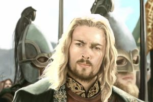 Eomer by FairyDandy