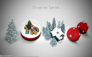 Archigraphs Christmas Special by Cyberella74