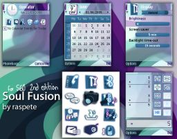 Soul Fusion S60 2nd edition by raspete