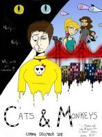 Cats and Monkeys preview by TenorSaxLolita