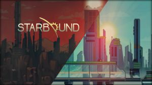 Lost Home Starbound Wallpaper by ThunderBoltMC