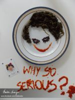 Why so serious? by NadienSka