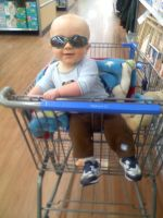 Joe Cool Baby by silentsweetheart