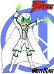 White Mage by JohnnyFive81