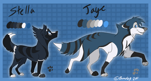 new Jaye and Stella ref by Bonday