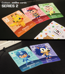 Custom Animal Crossing amiibo cards - SERIES 2 by NBros
