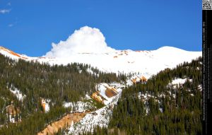 Red Mountain Pass by DamselStock
