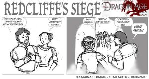 DAO: Redcliffe's Siege by SoniaCarreras