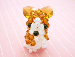 Welsh Corgi by SparkleMeHappy