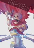 UT- Papyrus by christon-clivef
