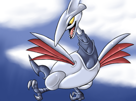 pokeddexed challenge: skarmory by megadrivesonic
