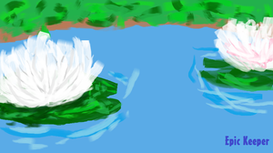 Water Lilies by EpicKeeper