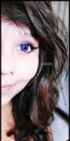DOLLY EYE VIOLET by Vocaloid12