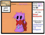 Pokemon-Of-Avalon: Roy the Ditto NPC App 2.0 by learn2chillax