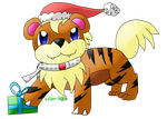 Puppy Xmas by SniperGYS