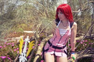 Kairi - Kingdom Hearts 2 by Lesciel