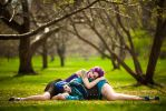 Karly and Kymm 01 by StudioFovea
