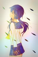 The Gust with The Wind ~ by Shinozaki--Ayumi