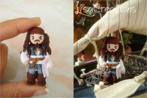 Jack Sparrow by LisaCreations