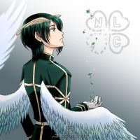 NO LEAF CLOVER: Angel KEI by kurohiko