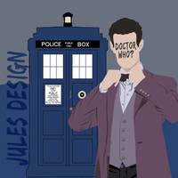 Doctor Who [1] by JulesDesign