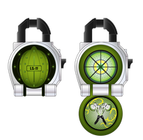 Premium Lockseed Lime Arms by netro32