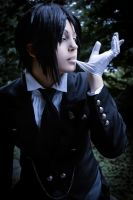 Sebastian Michaelis - I'm to sexy for my master by YamiNoShadow