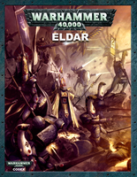 5th Edition Eldar Codex Cover by ColonelMarksman