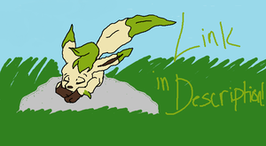 Dixie and Butterfly Animation by LupusSilvae