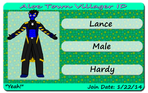 PKMNOCC - Lance (Take Two!) by ReplayLive