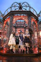 Hyper Japan Christmas Market 2015.11.29 by TMProjection