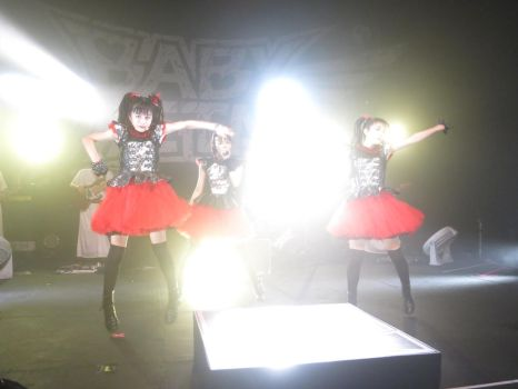 BABYMETAL 81 by iancinerate