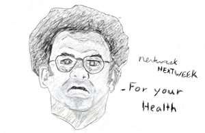 Dr. Steve Brule Sketch 1 by Trnal