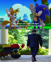 Sonic Anti Obama by SweetGems