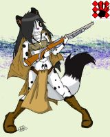Trigger Happy by redflamekitty44