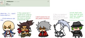 Question 10: BlazBlue: Chippendale Edition by AskJinKisaragi