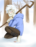 Jack Frost Commission by EtrnlPeace