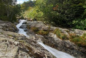 Glen River, Mourne Mountains by Gerard1972