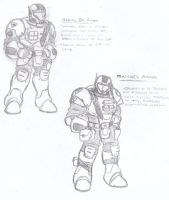 ERS Battle Armor 2 by eightball6219