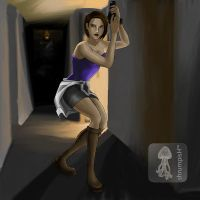 Jill Valentine: CLR by shrumpish