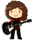 Ray Toro by Haku-Ellie