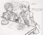 Symphoria_Activity Check_Eating time by RushioruSama