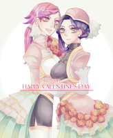 Happy Valentines Day by envyra