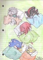Sonic babies by Carurisa