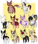 orbicat adopts (CLOSED) by drugging