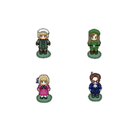 Germanic Countries Sprite Edit +Download by Auro-Sya