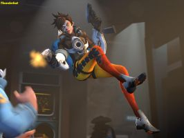 Mann Co. Tracer by GeneralThunderbat