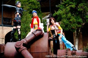 Y-R-P in Position! by EmeraldCoastCosplay