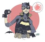Batgirl: Unimpressed by Andrew-Ross-MacLean